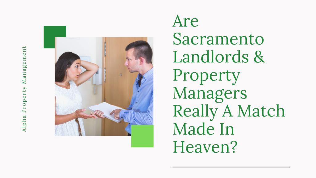 sacramento property manager